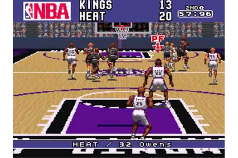 Showing Off Episode 34 - NBA Give 'N Go (Super Nintendo ...