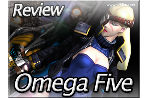Kikizo | Xbox 360 Review: Omega Five