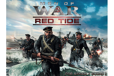 Men of War: Red Tide campaign for AS2 mod - Mod DB