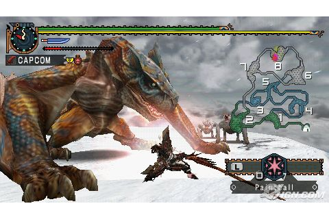 Best PSP games download: Monster Hunter Freedom Unite
