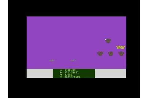 Dragonstomper for the Atari 2600 - YouTube