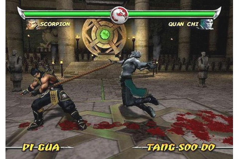 Mortal Kombat 5 PC Game Free Download Full Version | All ...