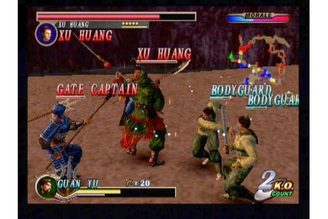 Dynasty Warriors 2 full game free pc, download, play ...