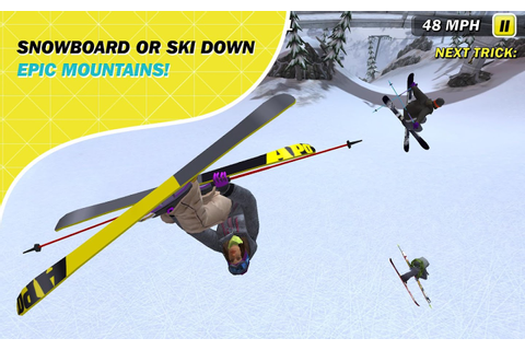 SummitX 2: Skiing/Snowboarding - Android Apps on Google Play