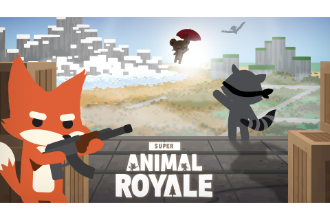 Super Animal Royale on Steam