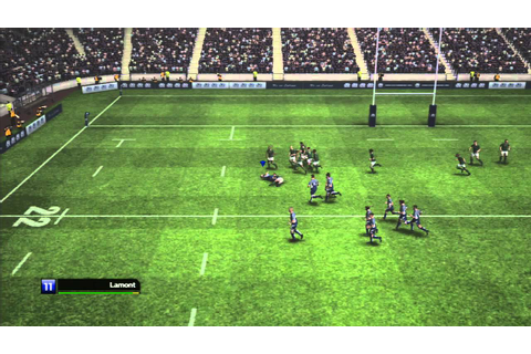 Rugby 15 Game Announced! (Info,Release Date, Features ...