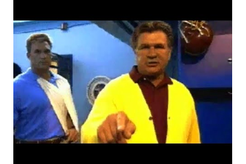 Quarterback Attack with Mike Ditka (Saturn) Playthrough ...