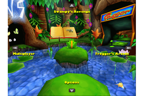 Download Frogger 2: Swampy's Revenge (Windows) - My ...