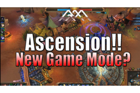 Ascension - New Game Mode? - PBE - League of Legends - YouTube