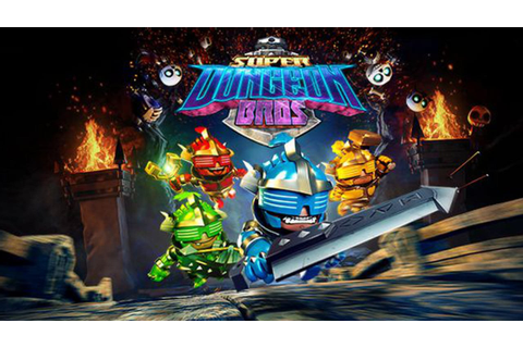 Super Dungeon Bros: Reloaded - FREE DOWNLOAD | CRACKED ...