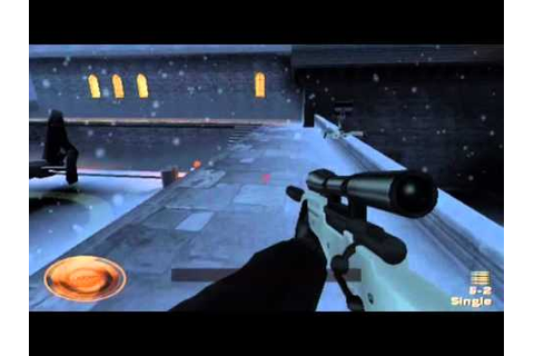 James Bond 007: Nightfire | The Exchange Part One [HQ ...