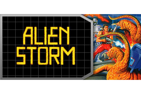 Alien Storm for Windows (2010) - MobyGames