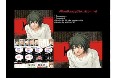 Death Note: Kira Game (DS) ~Episode 0: Tutorial~ - YouTube