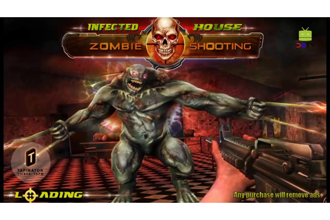 Infected House: Zombie Shooting Demo Video Game - YouTube