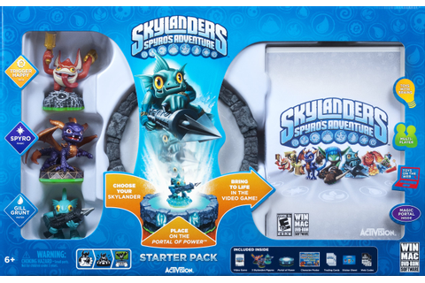 Skylanders Spyro's Adventure - PC - IGN