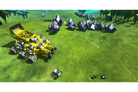 Vehicle construction game TerraTech launches Kickstarter ...