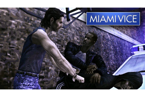 Miami Vice: The Game (PSP) - Mission #1 - The Mansion ...