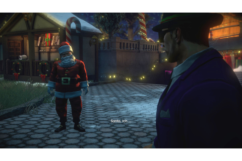 Saints Row 4 How the Saints save Christmas 1 - GameExperience