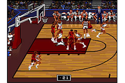 Play Bulls vs Blazers and the NBA Playoffs (1992) game ...