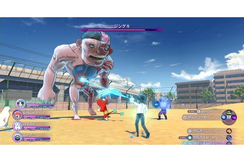 Yo-kai Watch 4 Switch Game Delayed to Spring 2019 - News ...