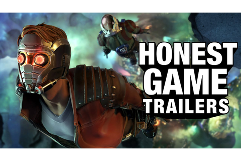 Guardians of the Galaxy: The Telltale Series (Honest Game ...