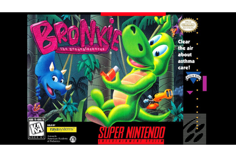 Is Bronkie the Bronchiasaurus Worth Playing Today ...
