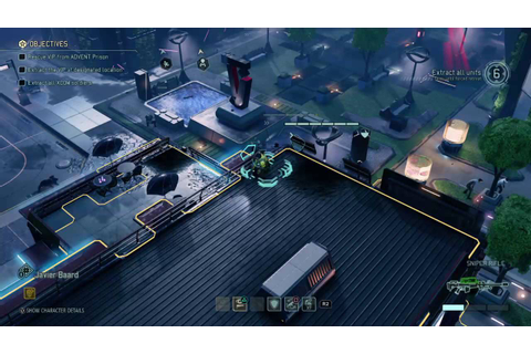 XCOM 2 Ps4 gameplay - YouTube