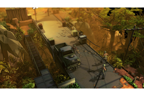 Jagged Alliance returns with Jagged Alliance: Rage - VG247