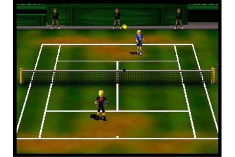 Centre Court Tennis (Europe) ROM