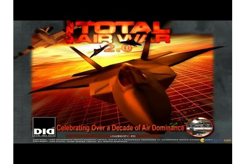 F22 Total Air War gameplay (PC Game, 1998) - YouTube