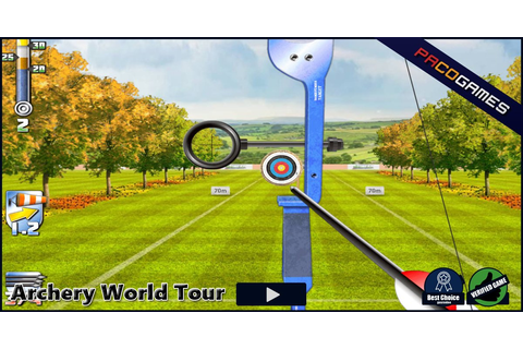Archery World Tour | Play the Game for Free on PacoGames
