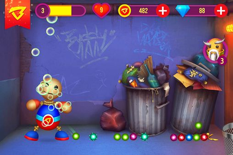 Buddyman: Kick 2 iPhone game - free. Download ipa for iPad ...