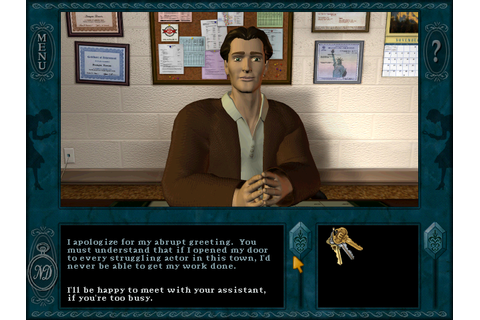 Nancy Drew: Stay Tuned for Danger Screenshots for Windows ...
