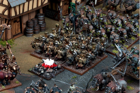 Kings of War Fantasy Battle Game - 2nd Edition by Mantic ...