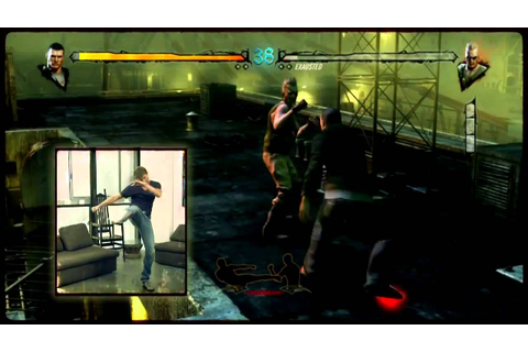 Fighters Uncaged Kinect HD Trailer - YouTube