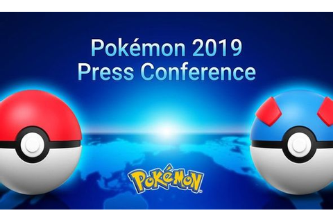 Pokémon Press Conference 2019: Two New Games, Sleep, new ...