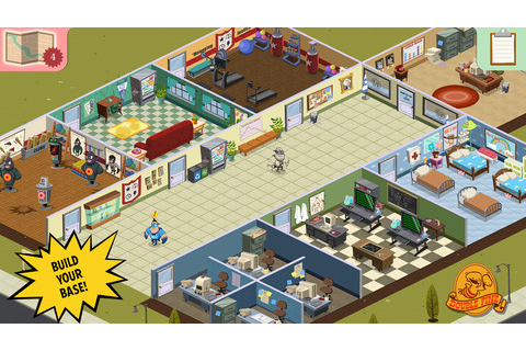 Super Hero Strategy Middle Manager Of Justice Is Free On ...