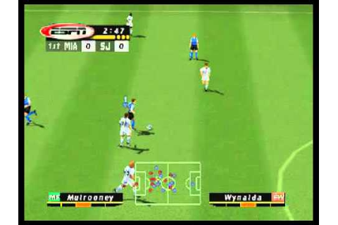 ESPN MLS GameNight (PlayStation One) - YouTube
