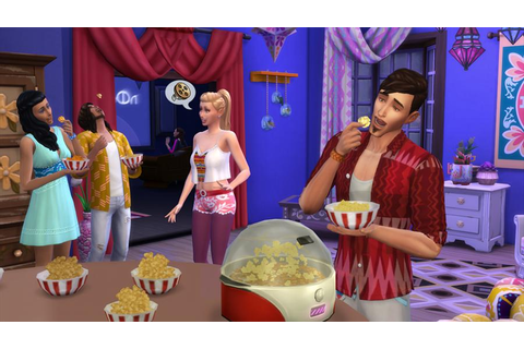 Acheter Sims 4 Dine Out Bundle, Sim4 Game Pack - MMOGA