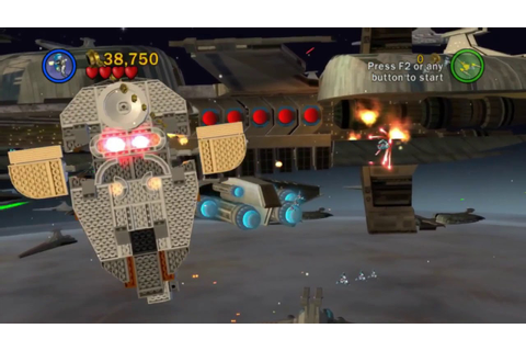Lego Star Wars The Complete Saga PC | Music Mod Release ...