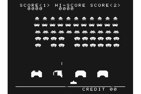 Space Invaders - The Original Game (USA) ROM