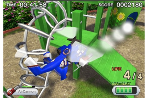 Petit Copter on Qwant Games