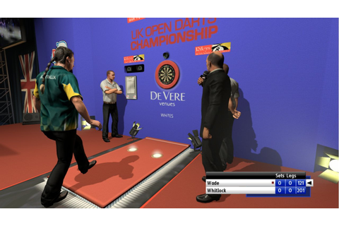 PDC World Championship Darts: Pro Tour (PS3 / PlayStation ...