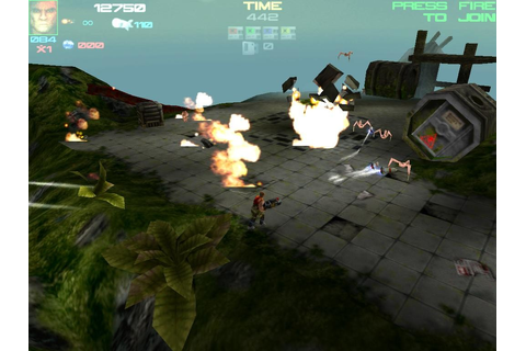 Millennium Soldier: Expendable (1999 - Windows). Ссылки ...