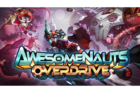 Awesomenauts - Overdrive Announcement trailer - YouTube