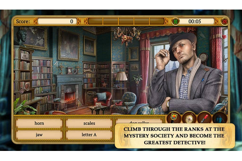 New Hidden Object Mystery Game for Kindle, iOS & Android ...