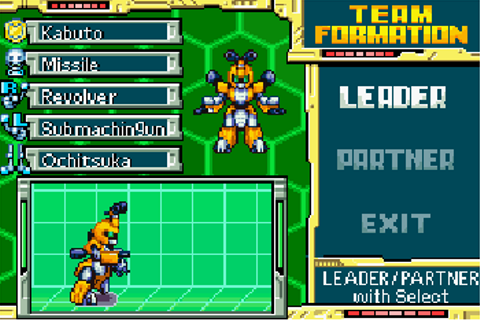 Medabots AX: Metabee version - Symbian game. Medabots AX ...