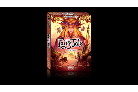Fairy Tale review - Board Game Brawl - YouTube