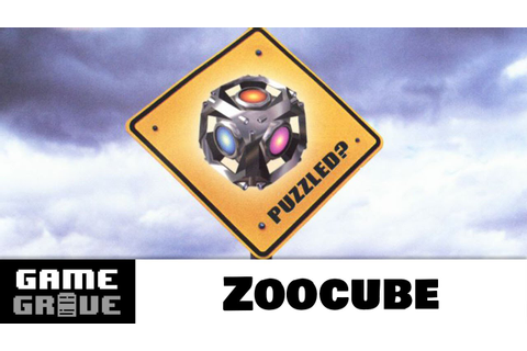 Zoocube - Gamecube - Game Grave - YouTube