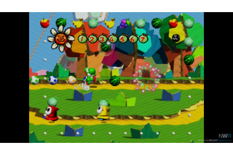 Yoshi's Story - Game - Nintendo World Report